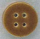 86281 - Medium Speckled Gold Round 3/4in x 3/4in - 1 per pkg